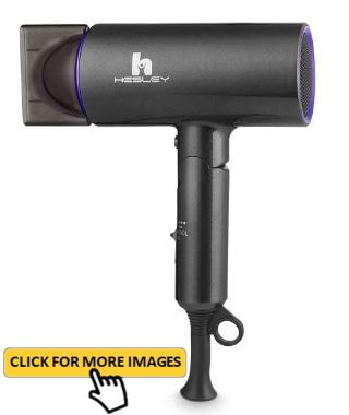 HESLEY-Foldable-Hair-Dryer-1400-Watts-Luxury-series-HD01