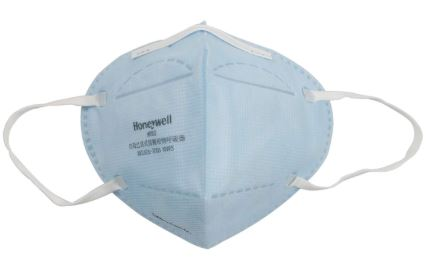 Honeywell-E-D7002-BU10-IND-PM-2.5-Anti-Pollution-Foldable-Face-Mask