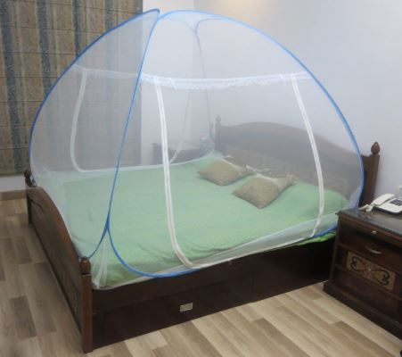 Healthgenie-Foldable-Mosquito-Net-for-Double-Bed