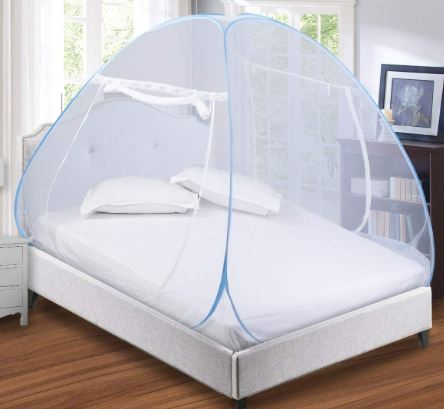 7 Best Mosquito Nets For Bed in India 2020