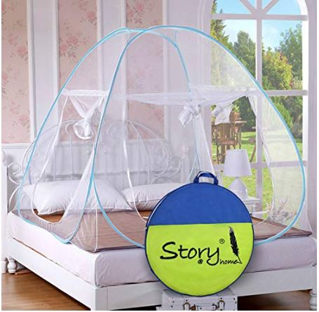 Story-Home-Mosquito-Net-Foldable-for-double-bed