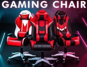 4 Best Gaming Chairs in India 2020