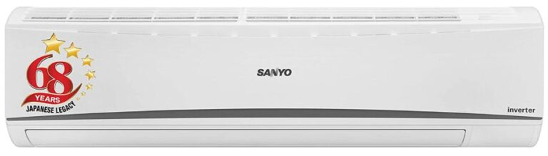 sanyo 1.5 ton budget split air conditioner