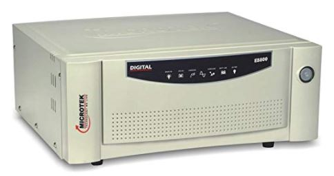 best budget inverter for home by microtek eb 800