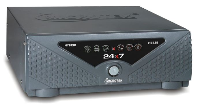 microtek inverter for small home india