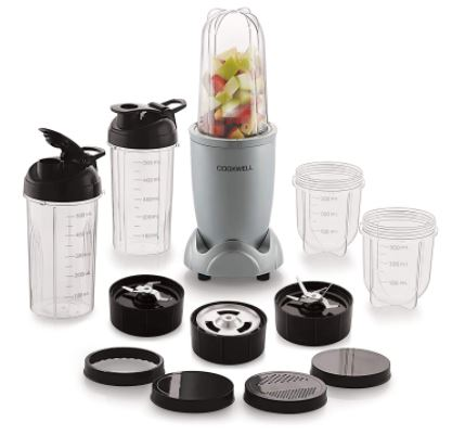 cookwell compact juicer mixer